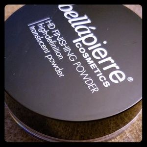 💎 Bellapierre translucent HDfinishing